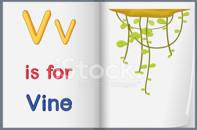 Briefe Arbeitsblatt Stock Vector - FreeImages.com