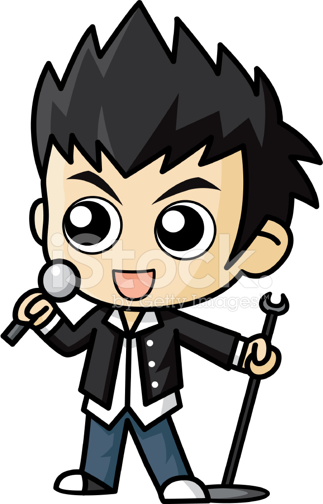 singer vector cartoon stock vector freeimages com graduation clipart pictures graduation clipart for kids