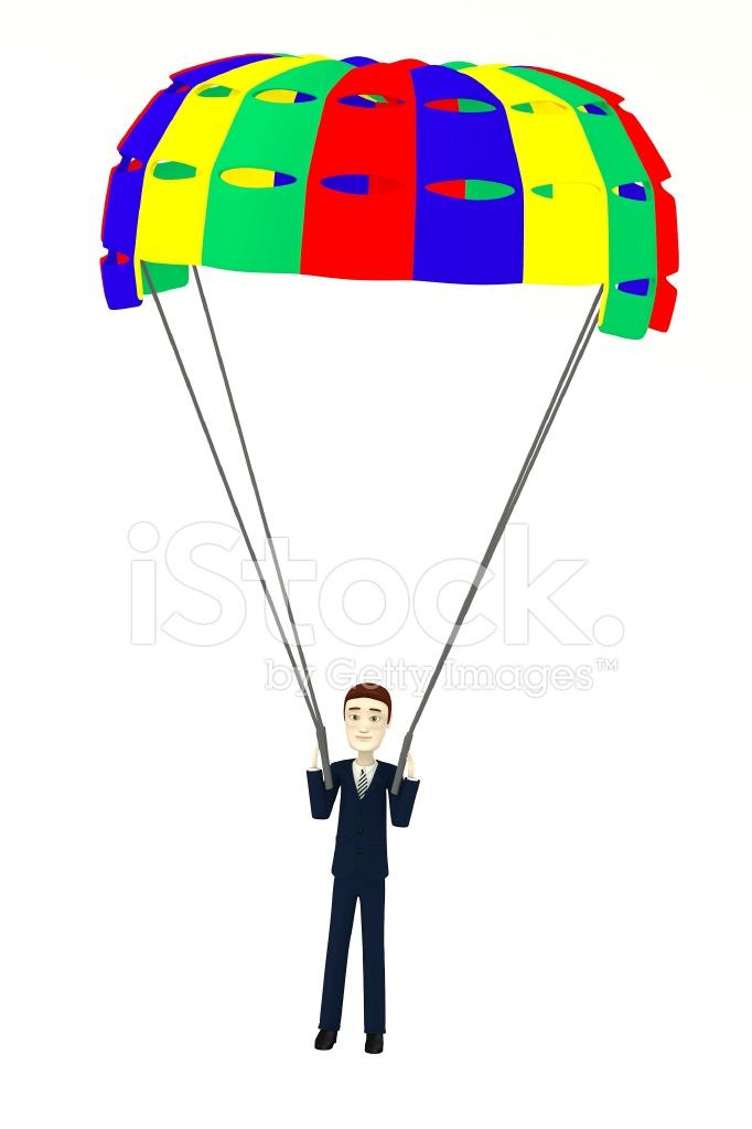 cartoon clipart parachute - photo #21