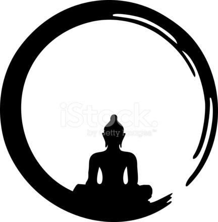 enso zen circle meditation buddha stock vector freeimages com rh freeimages com buddha vector art free buddha vector art free