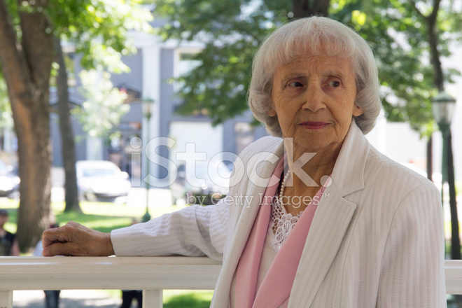 Фото пожилых дам — 2