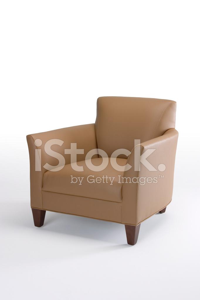 Pleasant Tan Chair 1 W Shadows Modern Curved Back Stock Photos Inzonedesignstudio Interior Chair Design Inzonedesignstudiocom
