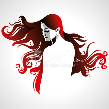 *** YO... sin más*** - Página 18 26018349-beautiful-woman-silhouette