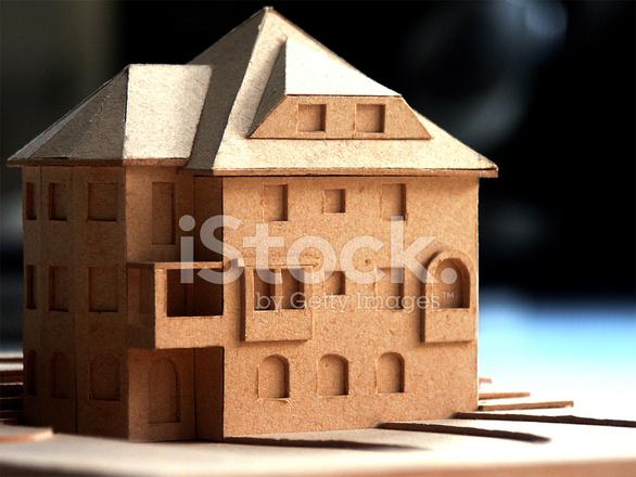 Maquette d 39 une maison photos for Maquette d une maison