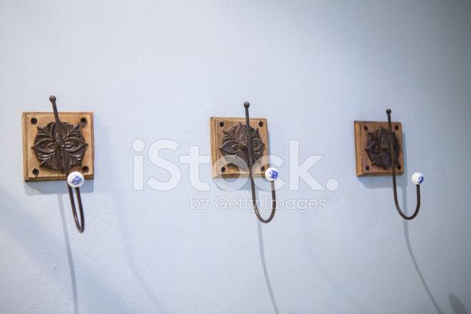 Haken IN Badkamer Stockfoto\'s - FreeImages.com