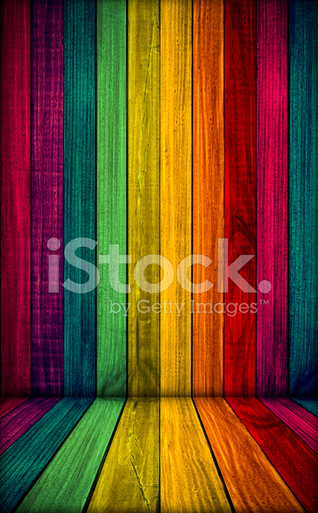 Wood Colored Rainbow Background Stock Photos Freeimages Com