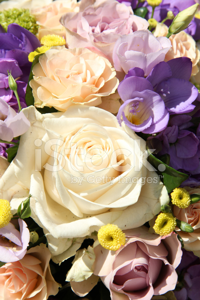 Pastell Hochzeitsstrauss Stockfotos Freeimages Com