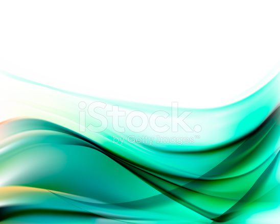 Green Elegant Abstract Stock Vector Freeimages Com