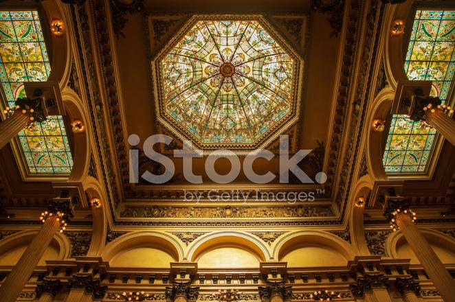 콜론 극장 실내 장식 스톡 사진 - FreeImages.com
