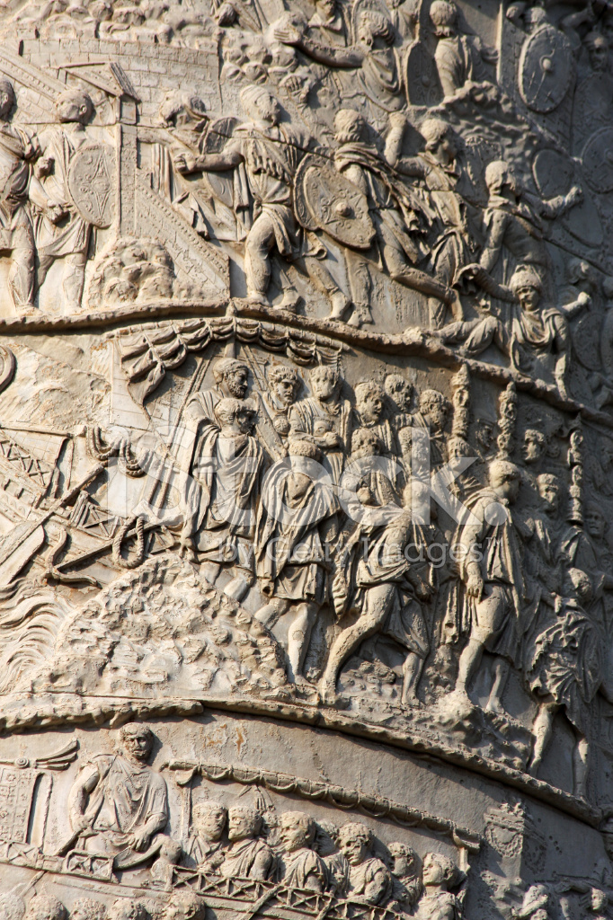 The Column and Tomb of Trajan | History of Western Art & Music