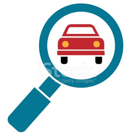 Suche Autos Online Stock Vector Freeimagescom