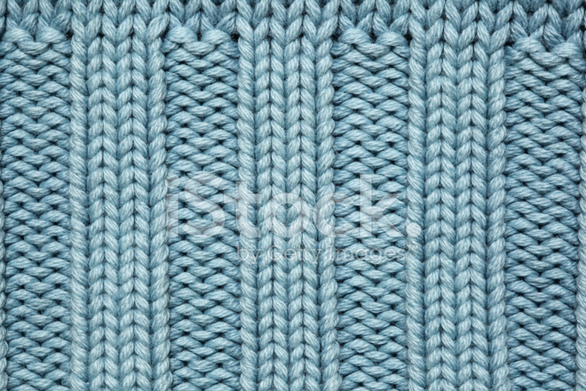 Knitting Background Texture : Blue knitted texture stock photos freeimages