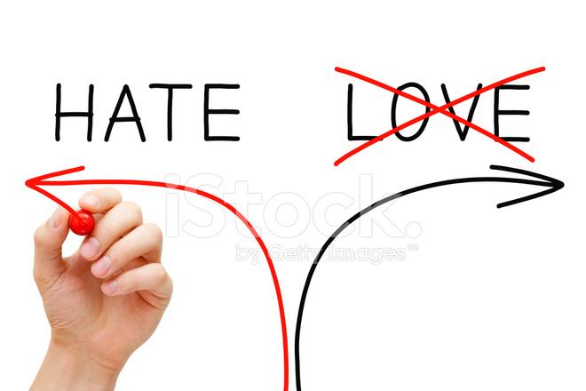 contrast compare love vs hate Taming of the shrew and 10 things i hate about you – comparison-contrast at the end of 10 things i hate about and the movie revolves around love.