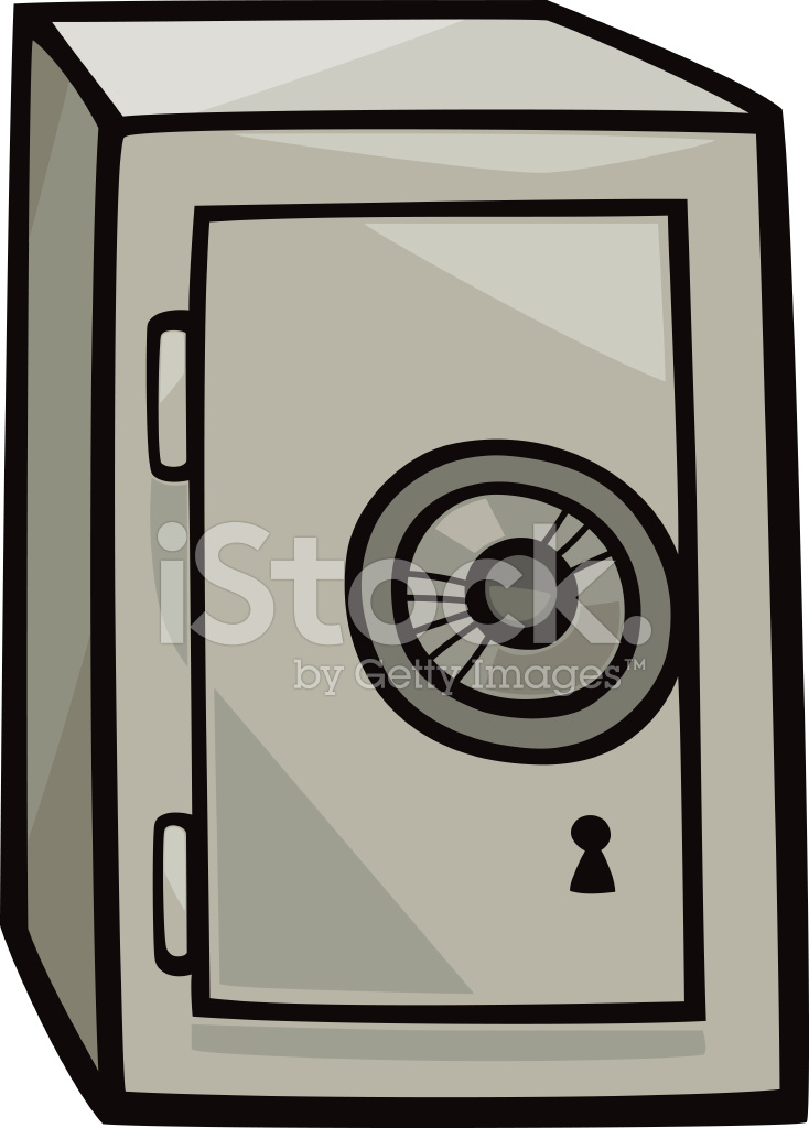 safe clip art cartoon illustration stock vector freeimages com rh freeimages com save clip art as jpeg safe clipart websites
