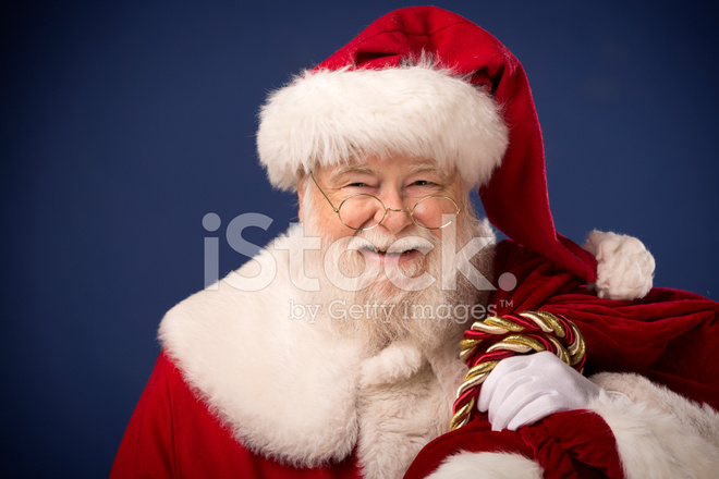 What Does Santa Look Like In Real Life