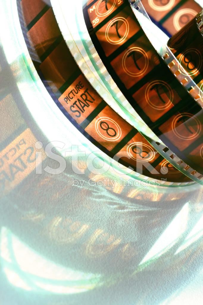 Film Countdown: Movie Film Countdown Stock Photos