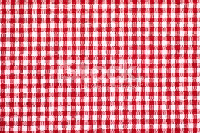 Red And White Plaid Fabric Stock Photos FreeImagescom