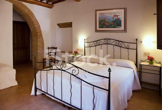 Schlafzimmer Im Toskana Stil Stockfotos - FreeImages.com
