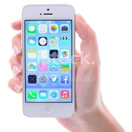 Operativsystem i iphone