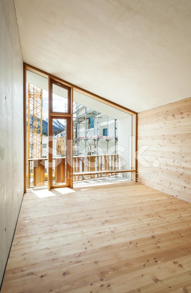 Moderne Chalet, Interieur Stockfotos - FreeImages.com