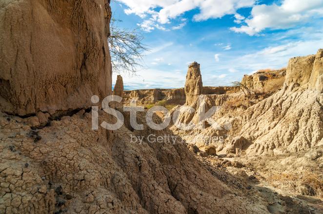 Desert Rock Pillars : Stone desert pillars stock photos freeimages