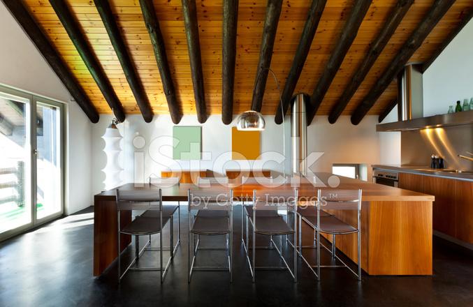 Interieur, Moderne Chalet Stockfotos - FreeImages.com