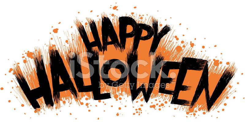 happy halloween text stock vector freeimages com clip art logo design clip art logos for photography