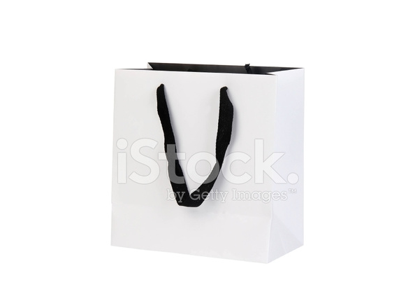 De Papieren Zak : Witte beamless papieren zak met stockfoto s freeimages