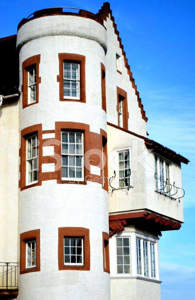 Old house in edinburgh stock photos for Classic house edinburgh
