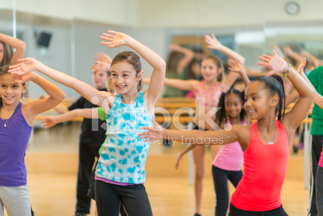 Kids Zumba Dance Fitness Stock Photos Freeimages Com