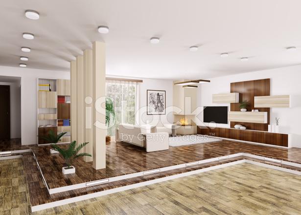 Interieur van moderne appartement d stockfoto s freeimages