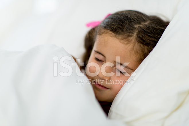 잠자는 소녀 스톡 사진 - FreeImages.com