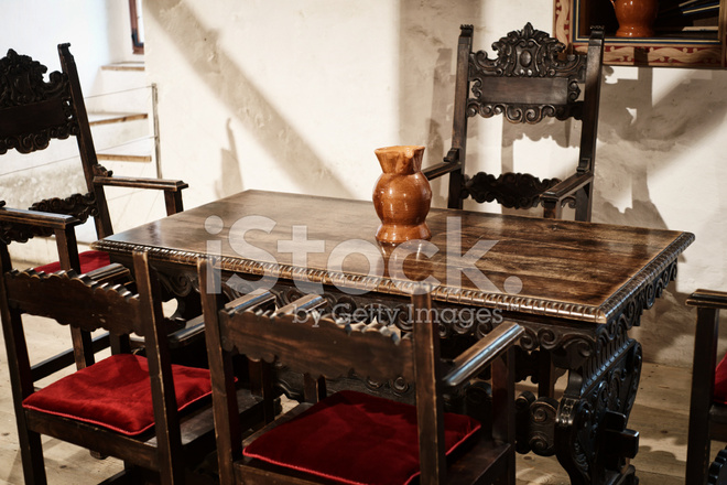 Medieval table setting & Medieval Table Setting Stock Photos - FreeImages.com