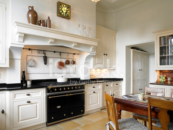 Cucina Di Campagna Fotografie stock - FreeImages.com