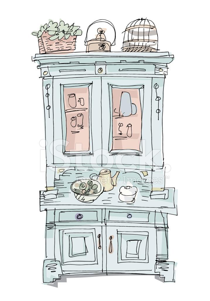 Dibujos y medidas de muebles de cocina for Precios muebles de cocina a medida
