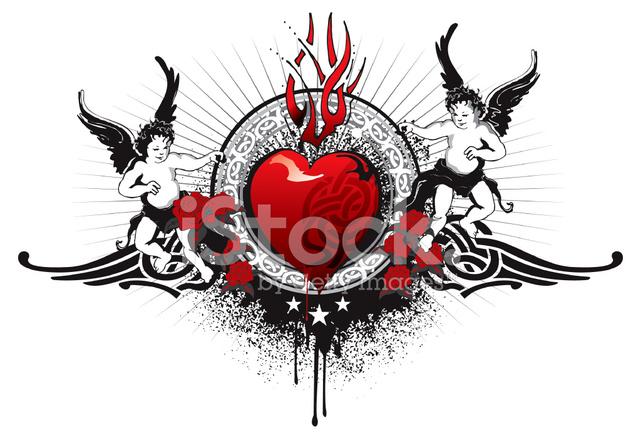 LOVE Cherub Letters