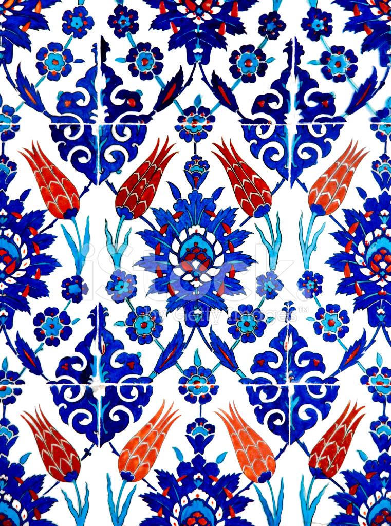 Orientalische Fliesen Stockfotos FreeImagescom - Fliesen auf türkisch