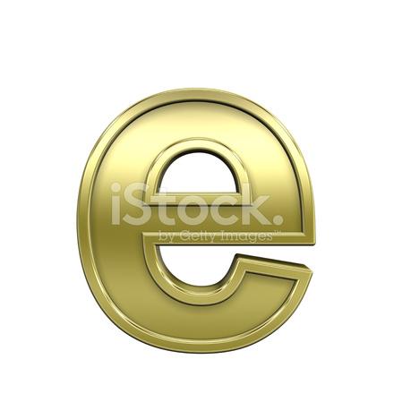 Mała Litera Z Błyszczące Złoto Z Ramki Alfabet Zestaw Zdjęcia Ze
