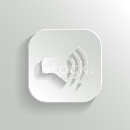 Lautsprecher Symbol Stock Vector - FreeImages.com