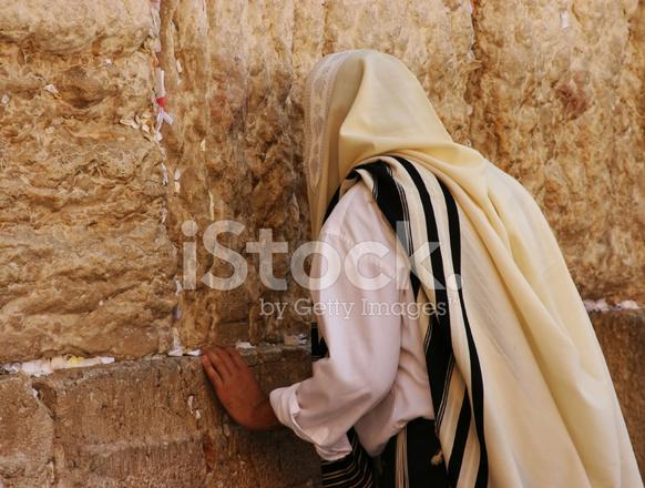 The Wailing Wall Prayer Stock Photos - FreeImages com