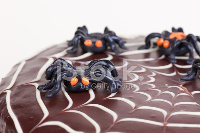 Как сделать паук для торта 616