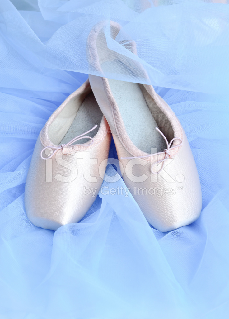 Freed White Ballet Shoes