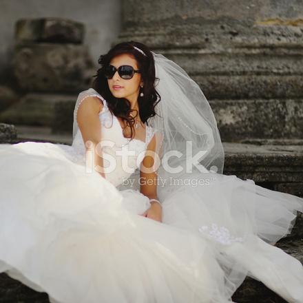 Con Sole Fotografie Occhiali Sposa Da Stock oQrdeWCxBE