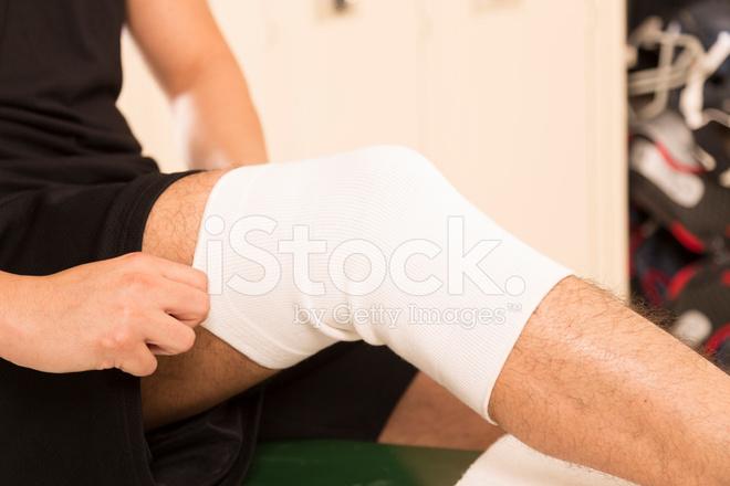 Diz yaralanması