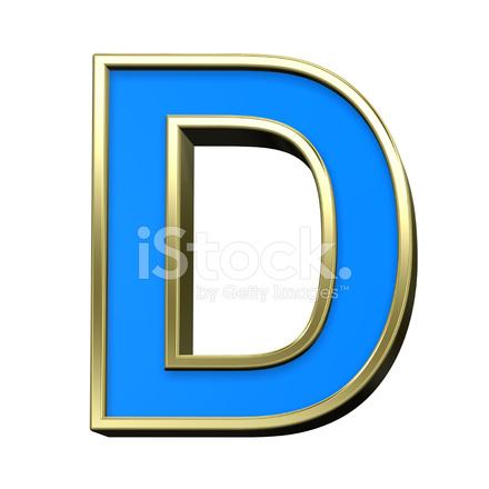 Ustaw Jedną Literą Od Turkusu Z Alfabetu Złoty Błyszczący Ramki