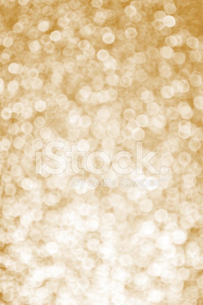 Gold Sparkling Background Stock Photos