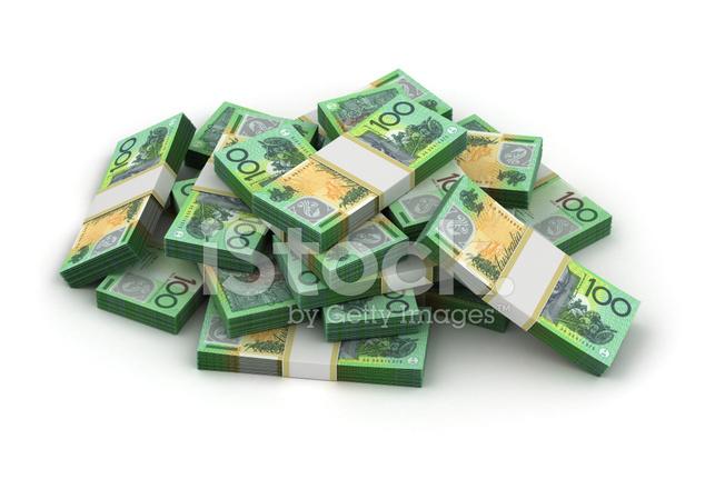 Avustralya Doları Yığını Stok Fotoğrafları Freeimagescom