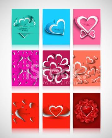 Дизайн день валентина