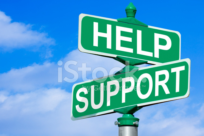 Help And Support Street Sign Stock Photos - Freeimagescom-5395