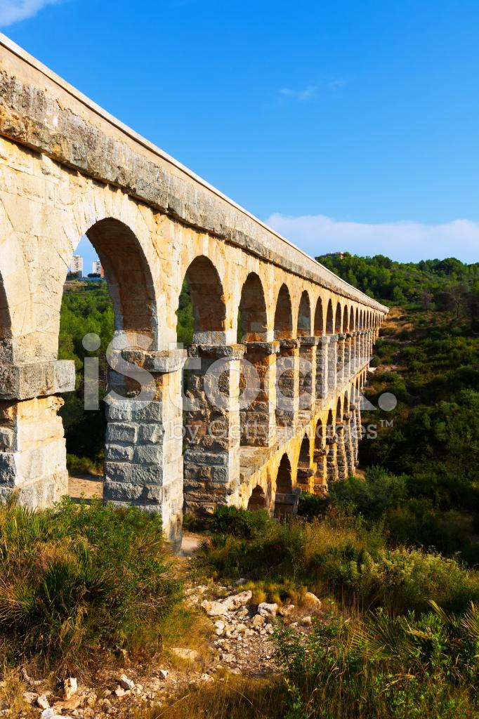 акведук таррагона как добраться Полевая Россия, довольно